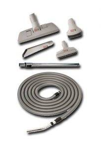 ducted vacuum hose set